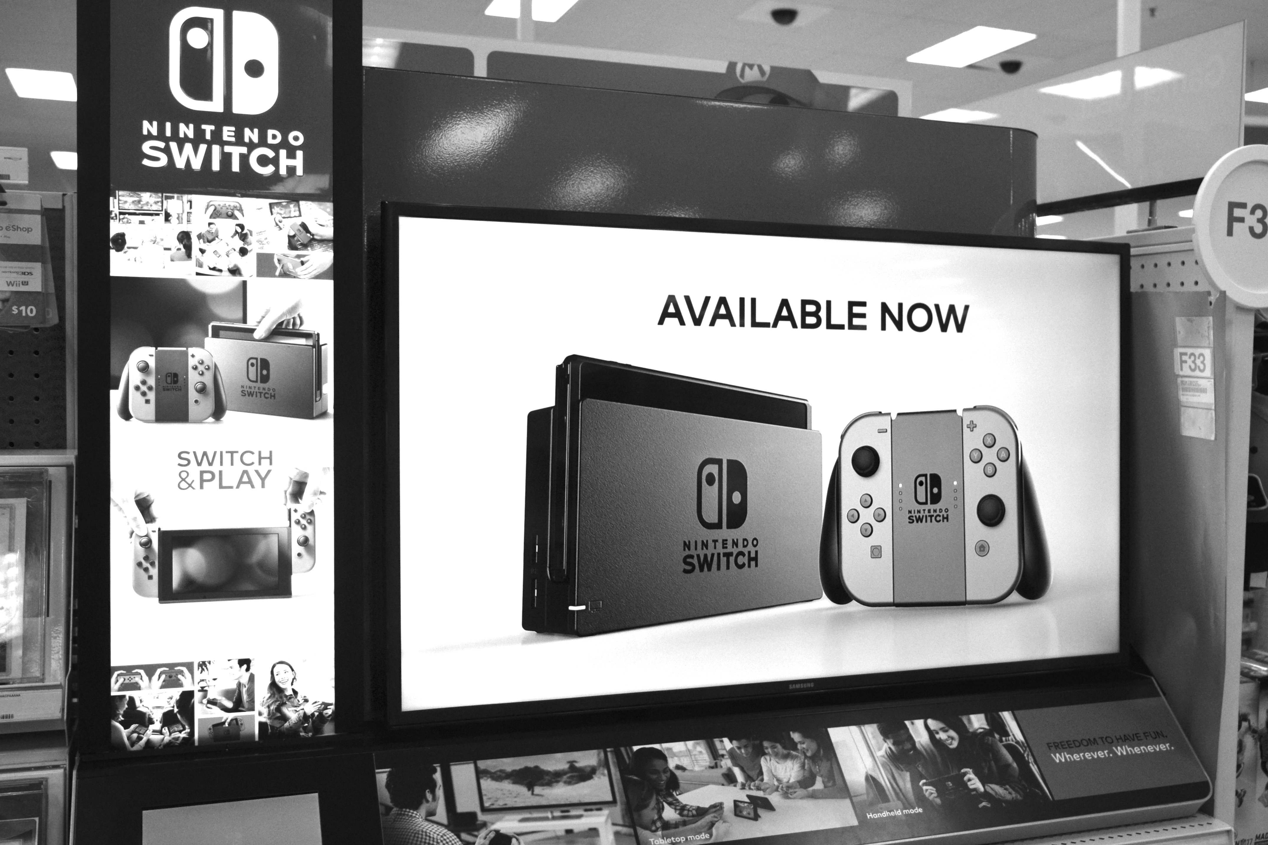 The New Nintendo Switch Proves to be Revolutionary