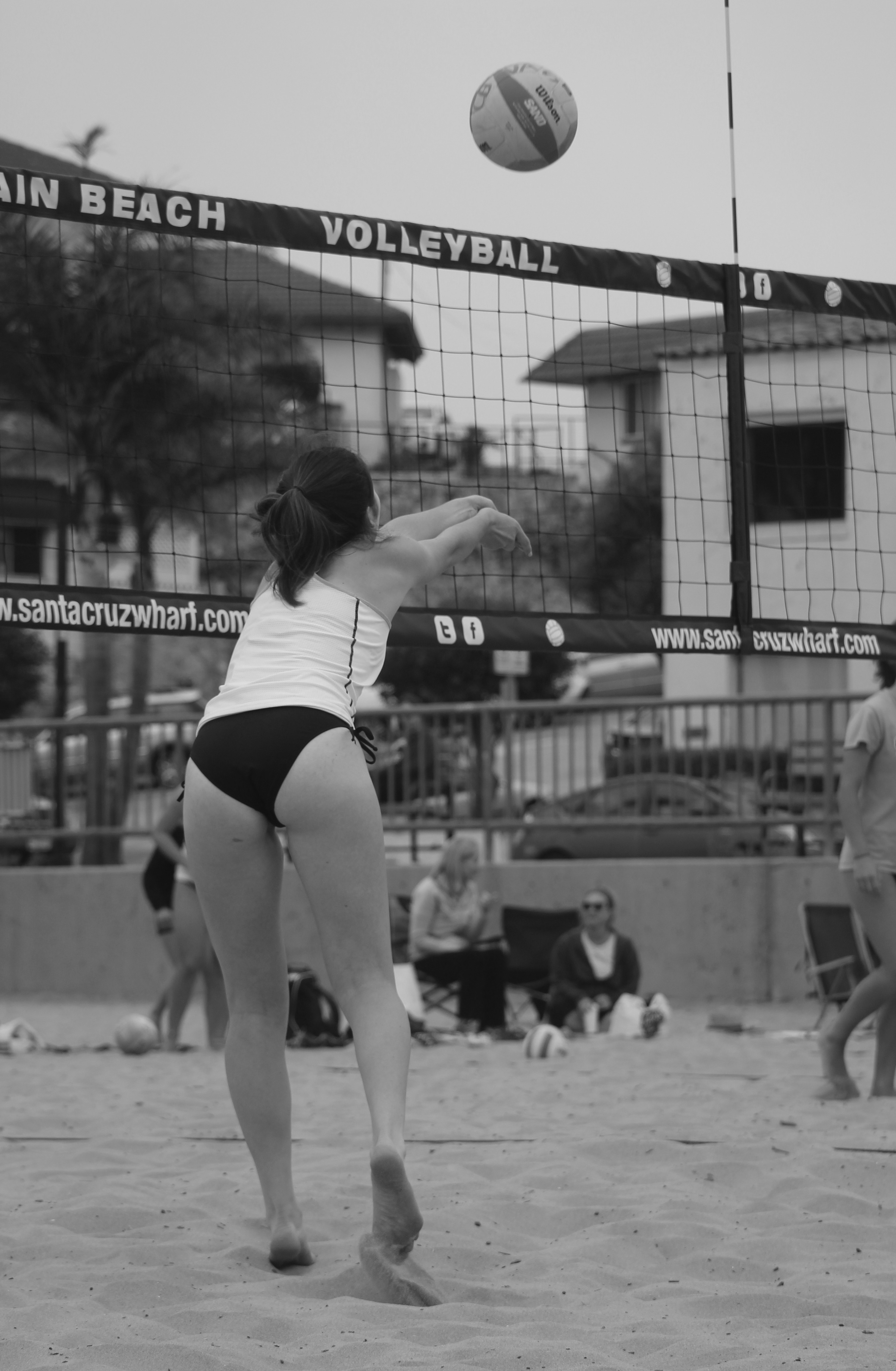 New Beach Volleyball Program for Students in the Acalanes District